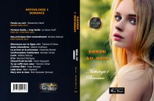 couverture complete ANTHOLOGIE 1 ROMANCE